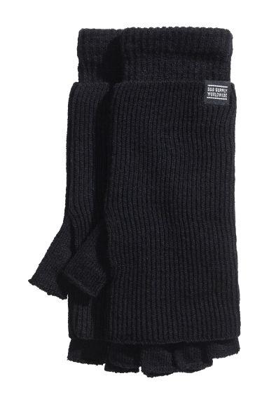 Fingerless gloves h m -