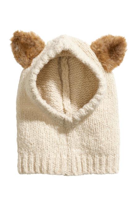 Pasamontañas de lana