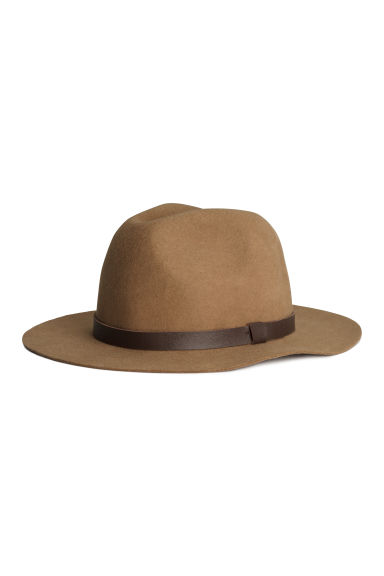 Cappello di lana - Cammello - DONNA | H&M IT 1