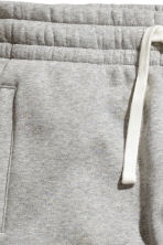 Sweatpants - Grey marl - Men | H&M 3