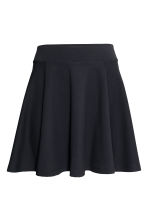 Bell-shaped skirt - Black - Ladies | H&M 3