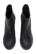 Platform boots - Black - Ladies | H&M GB 3