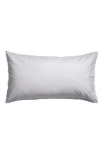 Pillowcase - Light grey - Home All | H&M CN 4