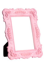 Photo frame - Light pink - Home All | H&M GB 2