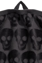 Towel - Black/Skulls - Home All | H&M CN 2