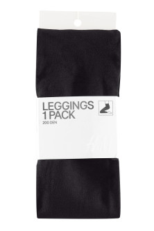 200 denier leggings