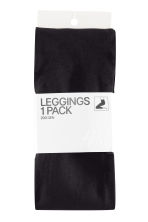 200 denier leggings - Black - Ladies | H&M 2