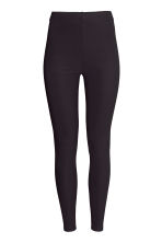 Leggings High waist - Nero - DONNA | H&M IT 2