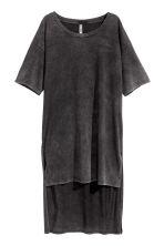 robe t shirt gris femme h m fr. Black Bedroom Furniture Sets. Home Design Ideas