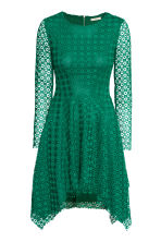 Abito in pizzo - Verde - DONNA | H&M IT 2