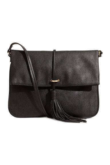 Shoulder bag with a tassel - Black - Ladies | H&M CN 1