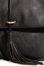 Shoulder bag with a tassel - Black - Ladies | H&M CN 3