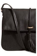Shoulder bag with a tassel - Black - Ladies | H&M CN 2