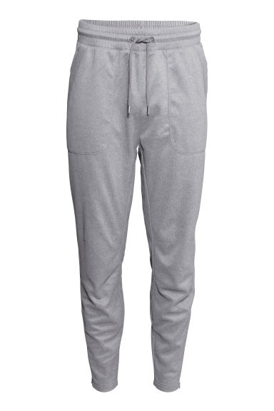 Sports trousers - Grey - Men | H&M CN 1