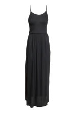 Maxi dress - Black - Ladies | H&M CA 3