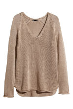 Knitted jumper - Mole - Ladies | H&M CN 2