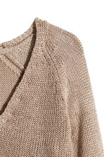 Knitted jumper - Mole - Ladies | H&M CN 4