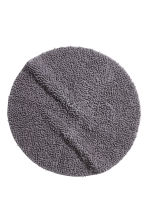 Bath mat - Dark grey - Home All | H&M GB 2