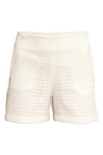 Shorts eleganti - Bianco - DONNA | H&M IT 2