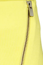 Gonna corta - Giallo - DONNA | H&M IT 2