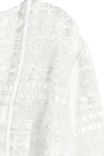 Caftano in pizzo - Bianco - DONNA | H&M IT 3