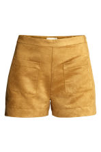 Shorts modello corto - Cammello - DONNA | H&M IT 2