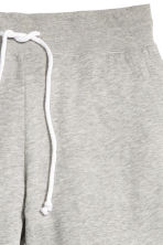Sweatpants - Grey marl -  | H&M 3