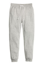 Sweatpants - Grey marl -  | H&M 2