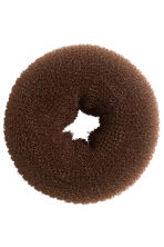 Hair doughnut Large - Brown - Ladies | H&M CN 1
