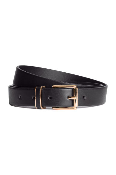 Belt - Black - Ladies | H&M CN 1