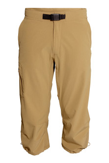 3/4-length outdoor trousers