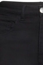Trousers High waist - Black - Ladies | H&M 7