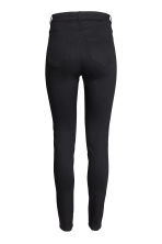 Trousers High waist - Black - Ladies | H&M 3