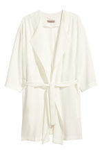 H&M+ Coat - White - Ladies | H&M CN 2
