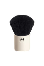 Kabuki brush - Gebroken wit - DAMES | H&M BE 1