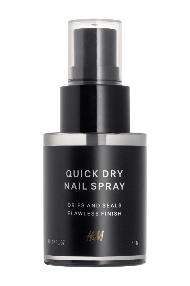 Nail drying spray - Clear - | H&M GB