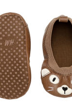 Ballet pumps - Brown - Kids | H&M CN 3
