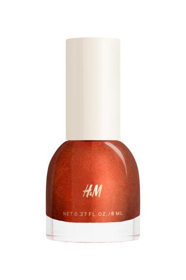 Autumn Nail Polish H&M Nail Polish