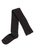 Thigh-high over-the-knee socks - Black - Ladies | H&M CN 2