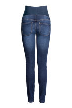 MAMA Super Skinny Jeans - Dark denim blue - Ladies | H&M 3