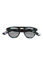 Sunglasses - Dark blue - Men | H&M CN 2