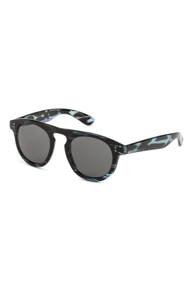 Sunglasses - Dark blue - Men | H&M CN 1