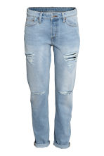 Boyfriend Low Jeans - Light denim blue - Ladies | H&M GB 2