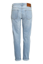 Boyfriend Low Jeans - Light denim blue - Ladies | H&M GB 3