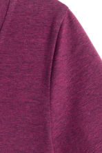 Jersey top - Plum - Ladies | H&M 3