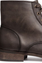 Boots - Dark brown - Men | H&M CN 5