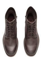 Boots - Dark brown - Men | H&M CN 3