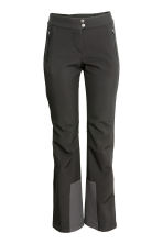 Softshell ski pants - Black - Ladies | H&M CN 2