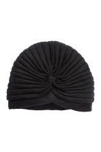Turban - Black - Ladies | H&M CN 3