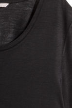 H&M+ Jersey top - Black - Ladies | H&M CN 3